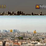 D couvrir paris depuis chez soi paris 26 gigapixels for Job depuis chez soi