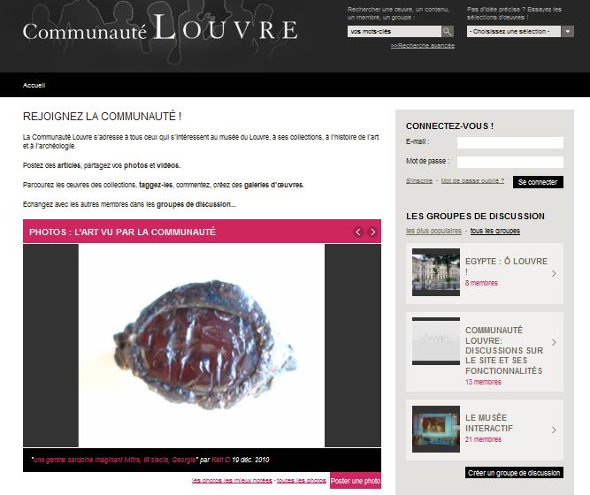 communauté_Louvre